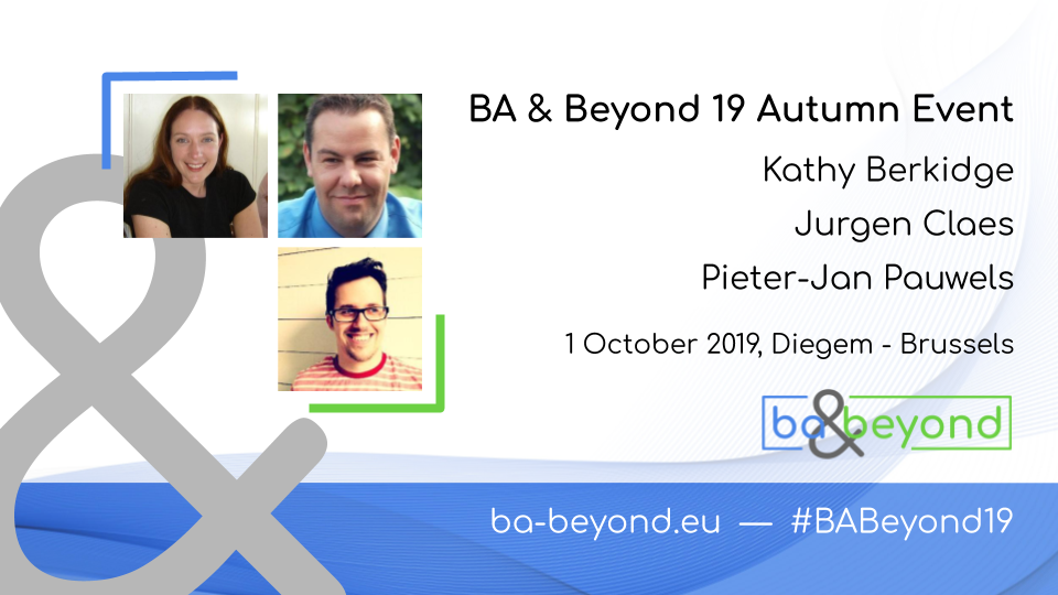 BA & Beyond Conference 2019